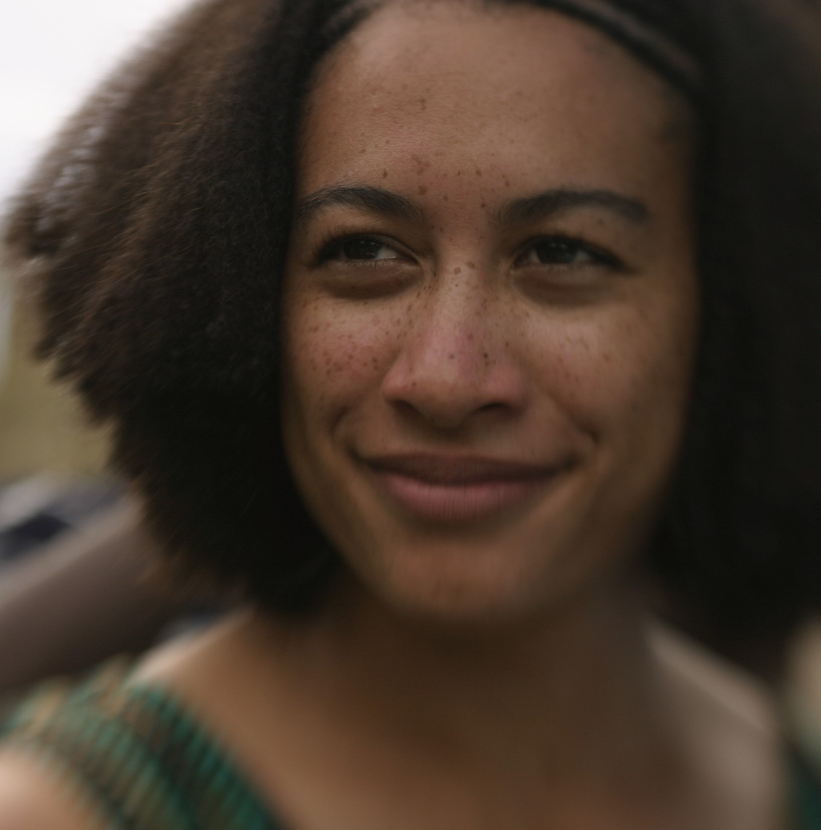 Portrait of Michelle Brown