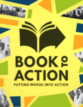 book to action logo