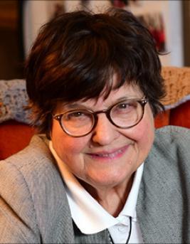 portrait of sister helen prejean