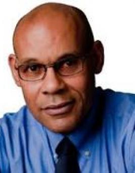 Portrait of Jefferey Stewart