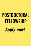 Postdoctoral Fellowship. Apply now!