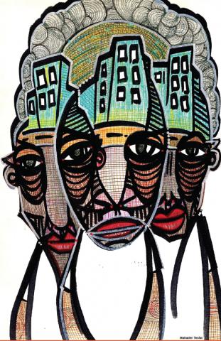 Black Radical Tradition flyer