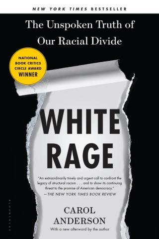 book cover of White Rage