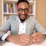 Portrait of Michael Kwame Dzordzormenyoh