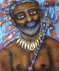 bohio haitian lwa