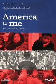 America to Me film poster featuring 6 photos of diverse high school students