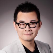 Portrait of William Wang
