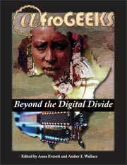 Center for Black Studies Research afroGEEKs cover