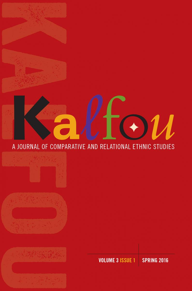 kalfou cover volume four