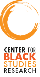 footer logo center for black studies research
